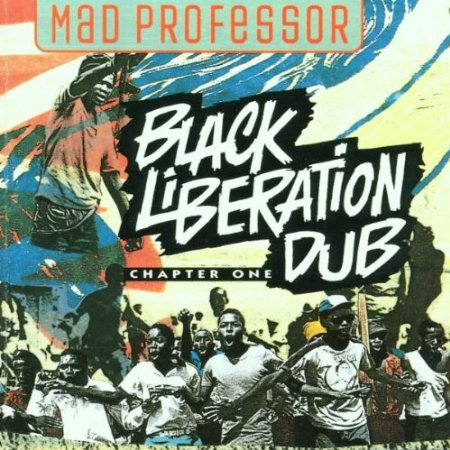 Black Liberation Dub 1front